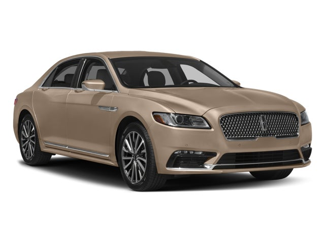 2017 Lincoln Continental Reserve In Maumee Oh Brondes Ford